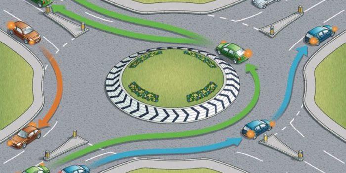 Rotatorie Stradali: Regole Comportamentali Per I Conducenti Dei Veicoli